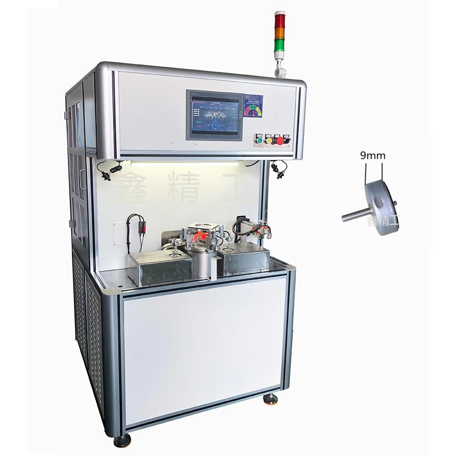 电机转子动平衡机/外转子去料平衡机/电机外转子减料自动平衡机